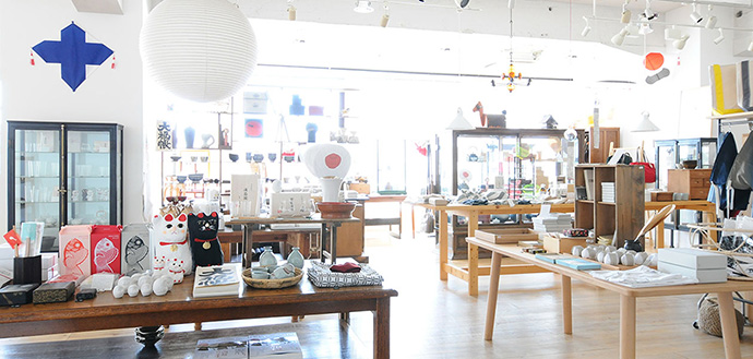 "CLASKA Gallery & Shop ""DO""(クラスカ ギャラリー&ショップ ドー)本店"