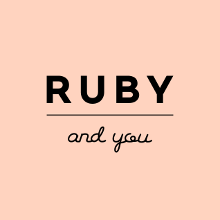 RUBY AND YOU