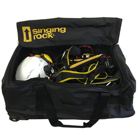 シンギングロック,ムーブメントバッグ,130,リットル,ℓ,キャスター付き,ロープバッグ,singing,rock,moveminet,bag