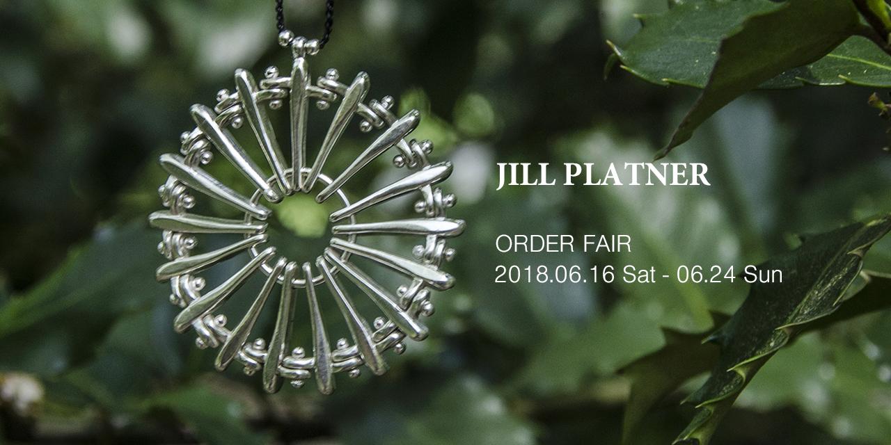 JILL PLATNER - Order Fair