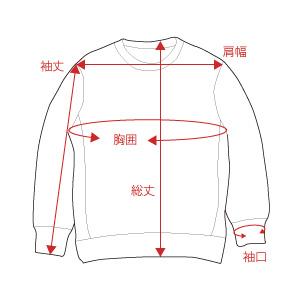 長袖Tシャツ採寸場所