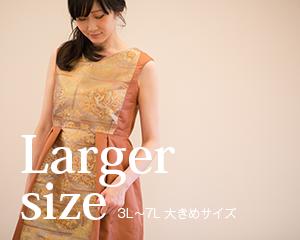 3L〜7L大きめサイズ