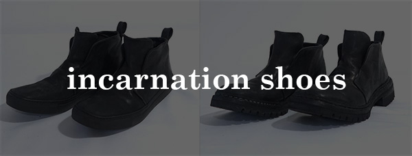incarnation shoes