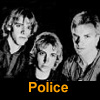 POLICE,ポリス,バンドTシャツ