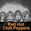 RED HOT CHILI PEPPERS,レッチリ,バンドTシャツ
