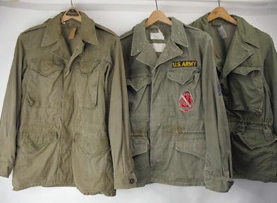 M-1950フィールドジャケット