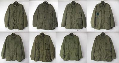 M65ジャケット
