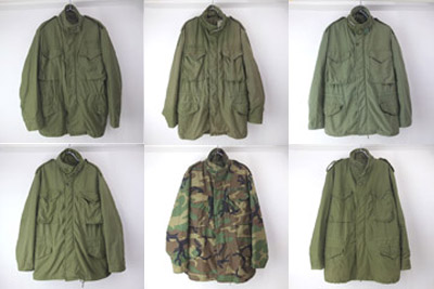 M-65フィールジャケット