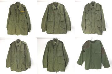 スナイパーシューティングジャケット(XL), M-1951フィールドジャケット
