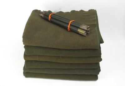 米軍ウールブランケット、テントポール