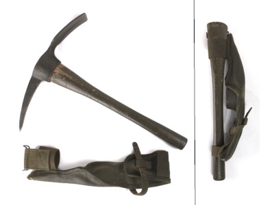 米軍 M1910 ピックマトック つるはし