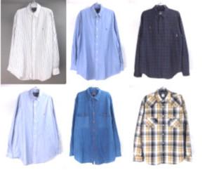ラルフローレン、パタゴニアシャツと米軍ウールシャツデッドストック