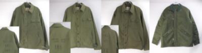 A-2デッキジャケット、ナイロンデッキジャケット