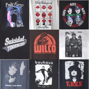 オフィシャルバンドTシャツ