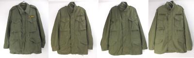 M65,M1951フィールドジャケット