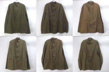 チェコ軍 マオカラーワークジャケット