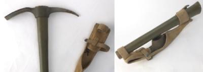 米軍 M1910 ピックマトック つるはし ピッケル
