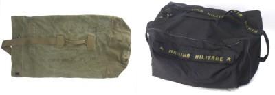 米軍イタリア軍ダッフルバッグ