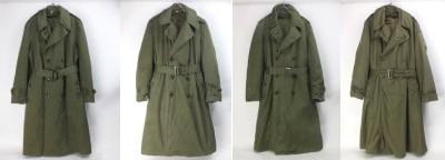 米軍40~50年代オーバーコート