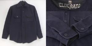 ELDERADO CPOシャツ 小さいサイズ