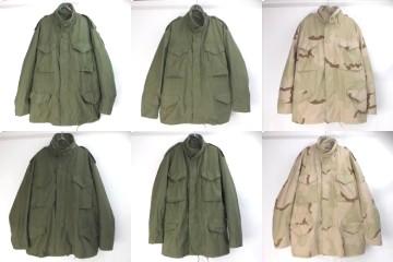 M65フィールドジャケット