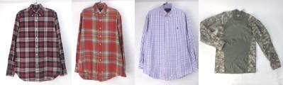 ラルフシャツ、ARMYコンバットシャツ
