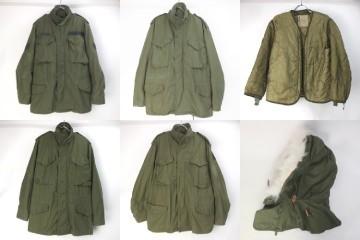 M-65フィールドジャケット 、ライナー、フード