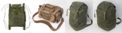 ポーランド軍リュック、米軍5Qtキャンティーン、カベラスバッグ