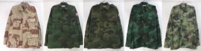 セルビア軍、米軍6Cカモ