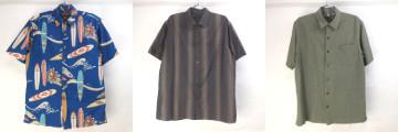 セールプライスの半袖シャツ