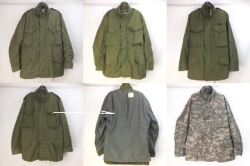 M-65フィールドジャケット