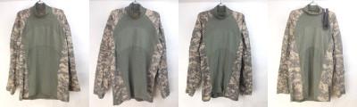 米軍ACUカモ ARMY コンバットシャツ
