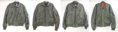 米軍フライトジャケット