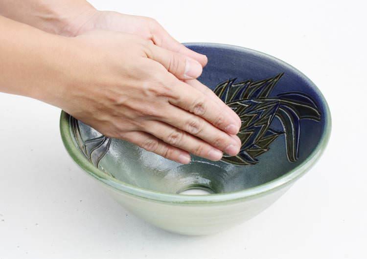 手洗いボウル