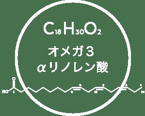 オメガ3αリノレン酸