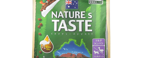 NATURE'S TASTE ラム&ダック