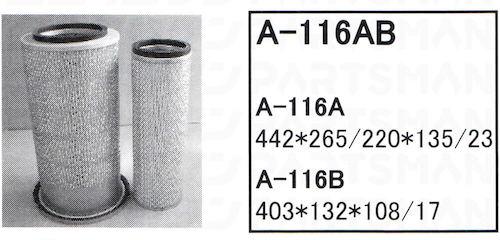 """A-116AB"""