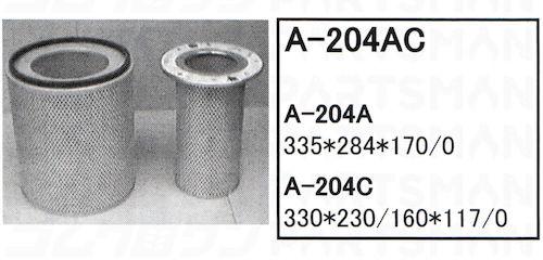 """""""A-204AC"""""""