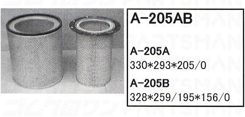 """A-205AB"""