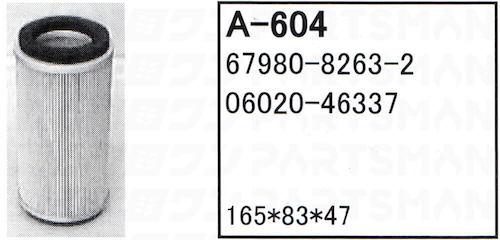 """A-604"""