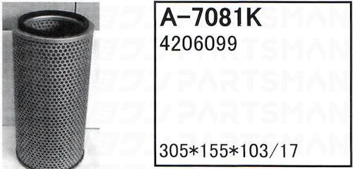 """""""A-7081K"""""""