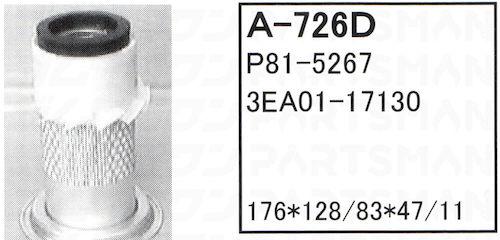 """""""A-726D"""""""