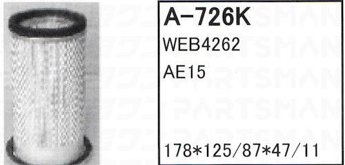 """""""A-726K"""""""