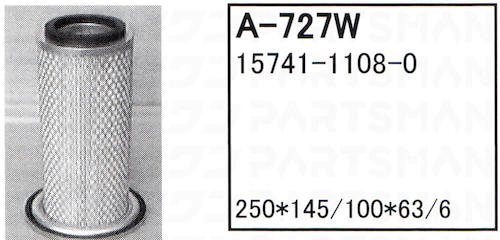 """""""A-727W"""""""