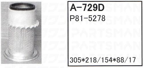 """""""A-729D"""""""