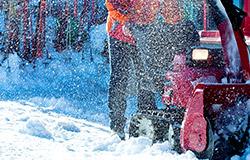 除雪機用ゴムクローラ