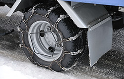 トラック・バス・乗用車用タイヤチェーンJIS