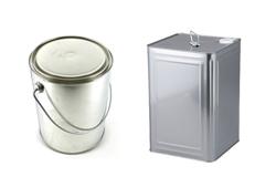 建設機械用塗料缶4kg/16kg