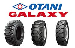 オータニ・ギャラクシー/建設機械・産業用タイヤ