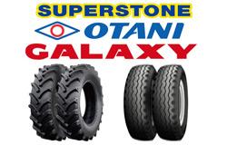 スーパーストーン・オータニ・ギャラクシー/トラクター用タイヤ